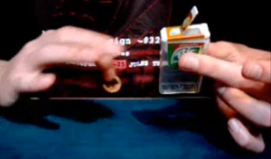 IMPROMPTU MAGIC ! Tic Tac Coin - YouTube